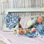 BOHO baby gift ideas - See how to make these lovelies on B. Lovely Events