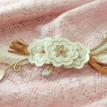 DIY BOHO Headband- learn how to make it on B. Lovely Events