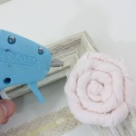 DIY accessory frame- Learn how to make this on B. Lovely Events