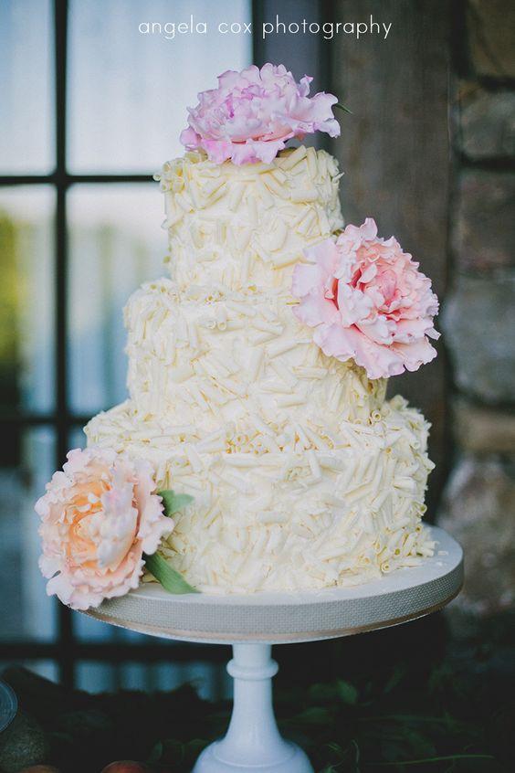Handmade Wedding cake