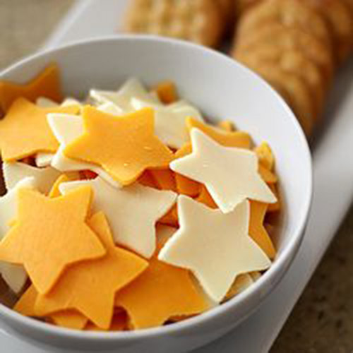 Love this star cheese as a fun app for a start party!- See more Space, Star and Galaxy party Ideas on B. Lovely Events