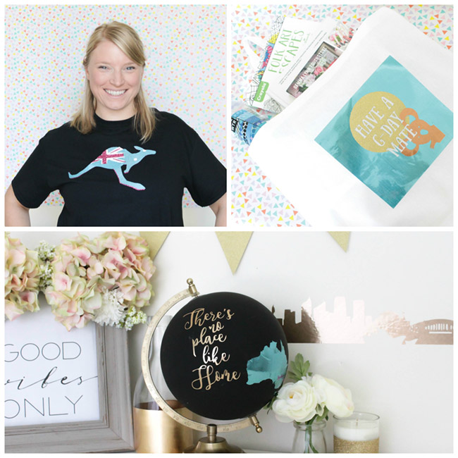 Cricut Is Now In Australia! Check out these fun projects! - B. Lovely Events