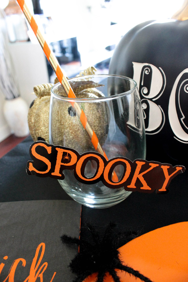 Love this Halloween Cup!- See All Of The Lovely Details On B. Lovely Events