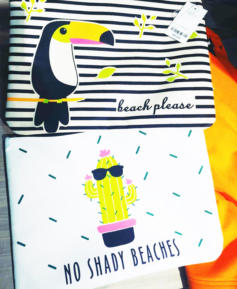 This toucan bag is too cute! - See More Toucan Party Ideas at B. Lovely Events