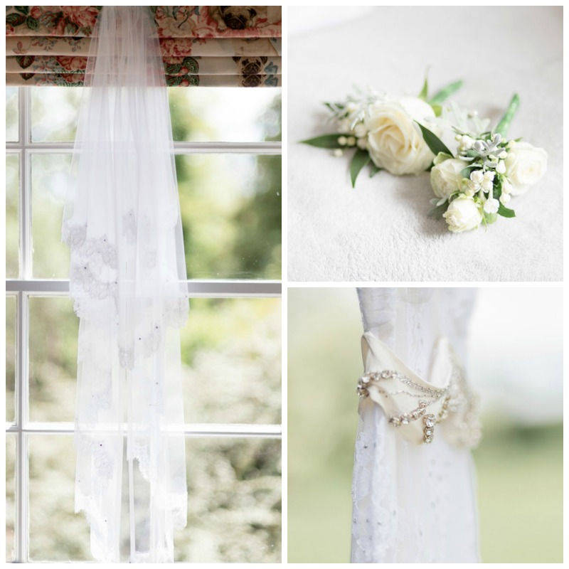 Real wedding Garden wedding details- See all the details on B. Lovely Events