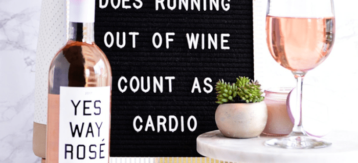 Rosé All Day! {National Rosé Day Party Ideas}