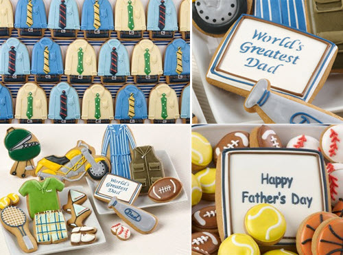 fathers day cookie ideas!