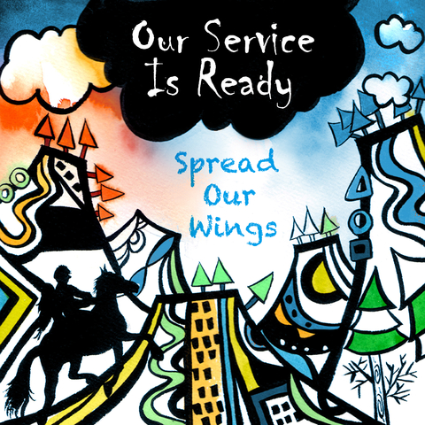 Spread Our Wings