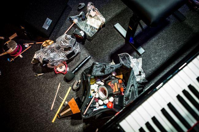 Hauschka 的小物包,最終場有哪些東西會登上琴弦呢?