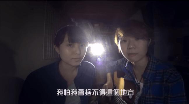 謝芊蕾(左)/謝芊彤(右)