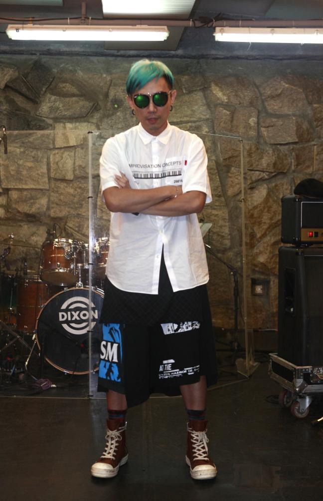 DJ Mykal_a.k.a.林哲儀(主辦單位提供)