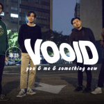 【專訪】you & me & something new:VOOID
