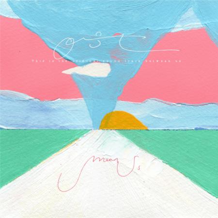 《OST》專輯封面。