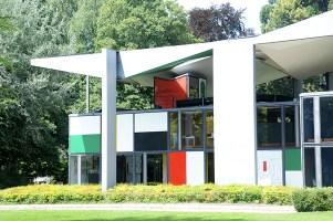 Heidi Weber house by Le Corbusier
