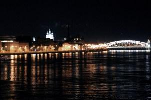 Alexandra Nevskogo Bridge