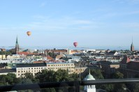 Panoramic view from Torni Tower