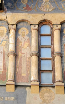 The Cathedral of the Dormition - windows