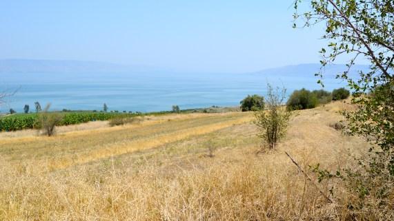 Mount of the Beatitudes overlook