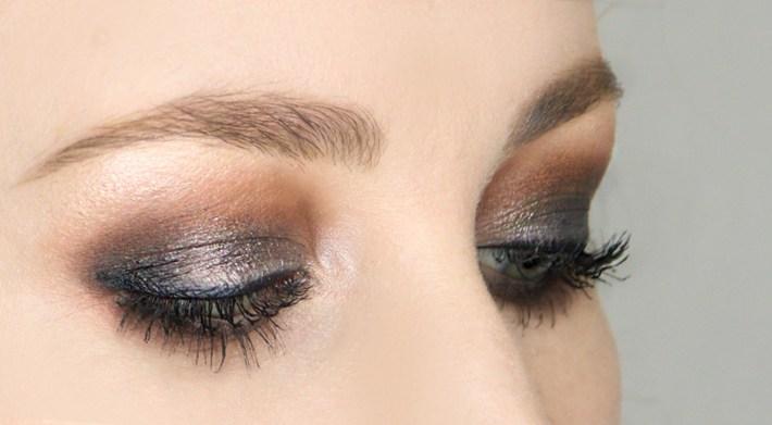 tutorial: smokey eye makeup   blow ltd