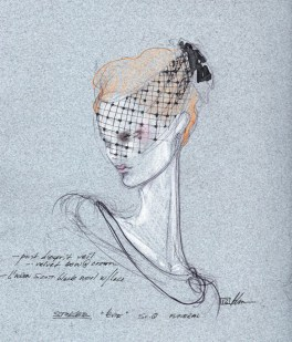 "Diseño de Bart Muller para la película ""Stoker"" de 2013."