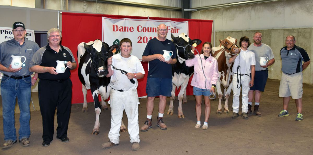 Excellent Dairy Practices Recognized