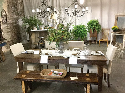 Local designer brings style of past  present to Talladega   Life     T B Interior Design holds open house