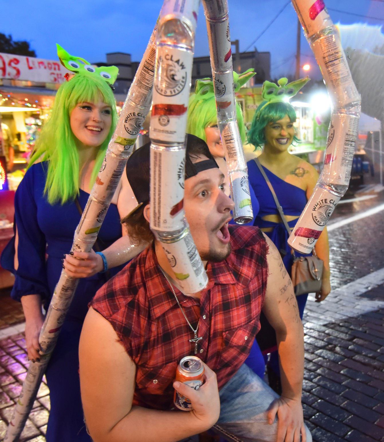 Halloween weekend, friday and saturday oct. The Long History Of The Athens Halloween Block Party News Athensmessenger Com