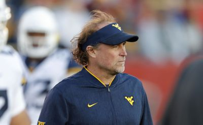 WVU's Holgorsen upset with postgame field 'storming ...