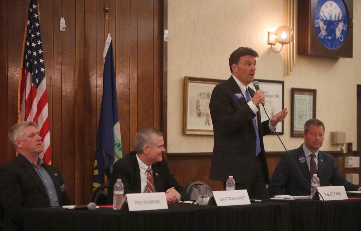 GOP Senate candidates get prickly in Billings forum | News ...