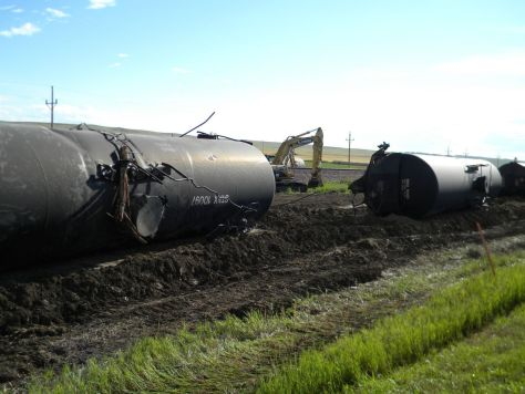 Culbertson derailment