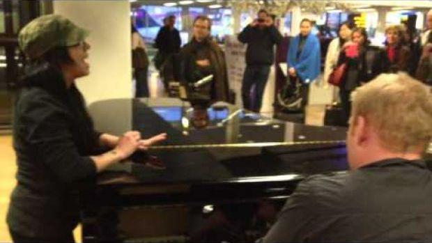 Scranton rocker Kat Perkins journey on 'The Voice' | Local ...