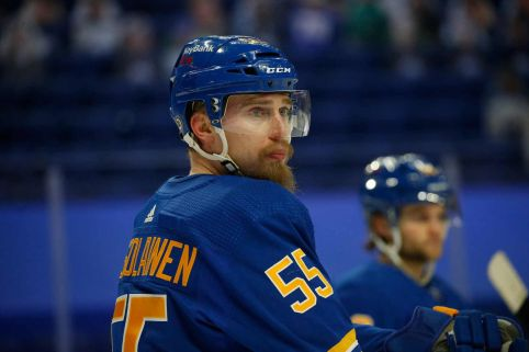 Sabres protect Rasmus Ristolainen, expose Will Borgen for expansion draft   Buffalo Sabres News   buffalonews.com
