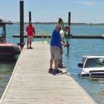 Truck Trailer Sink At Boat Ramp News Carolinacoastonline Com