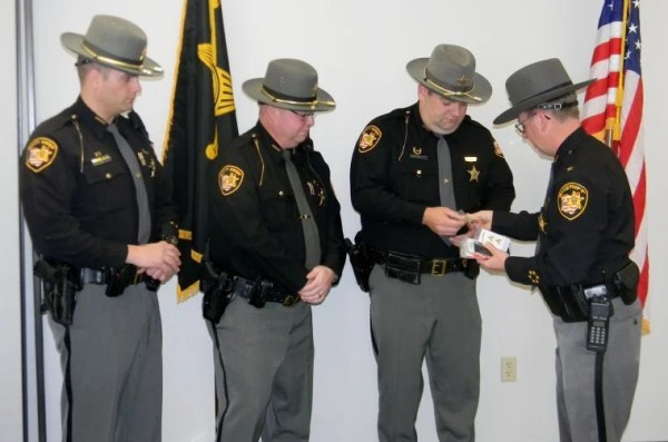 3 earn promotions at Sheriff's Office | News ...