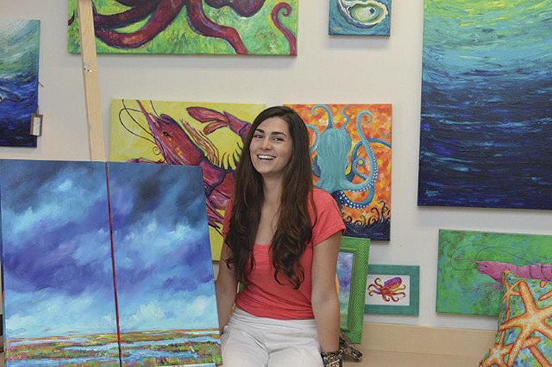 Southern Grown Local Artist Alexandra Nicole