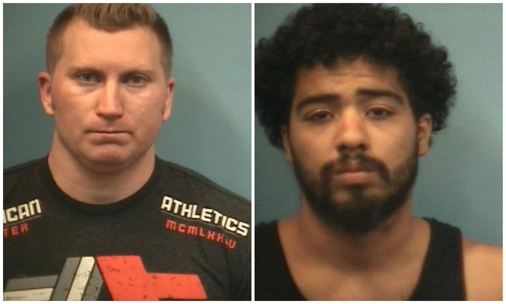 Cody Garza (left) and Casey Mason (Right)