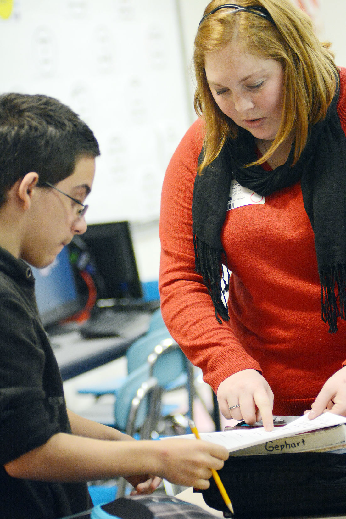 Substitute Teachers In Short Supply In Valley