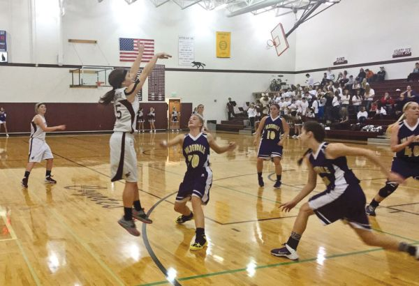 Prep basketball: Kittitas High School girls basketball ...