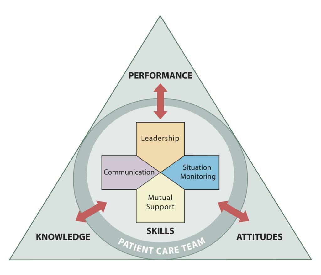 Teamstepps Seeks To Enhance Care Team Building