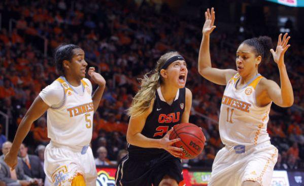 OSU women's basketball: Beavers suffer first defeat at ...