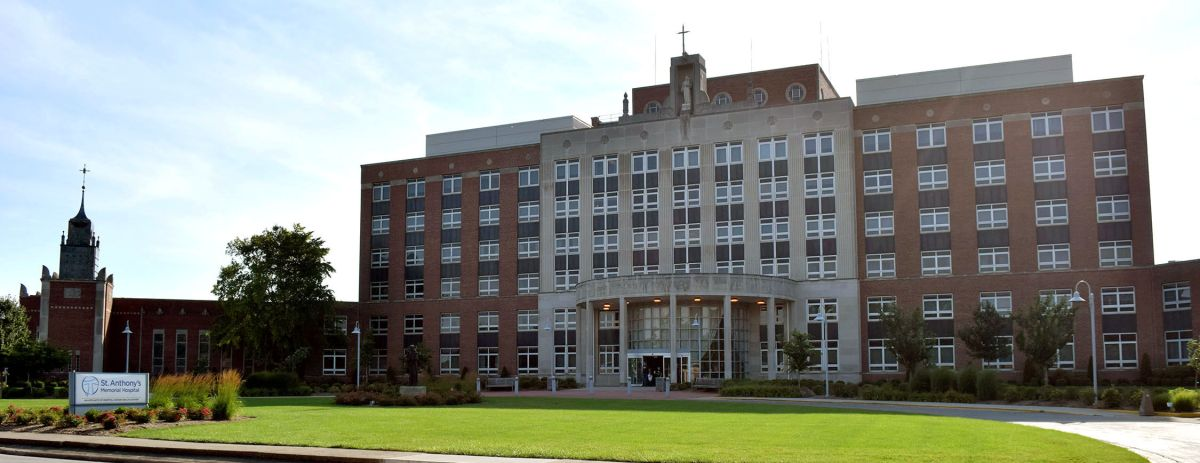 Commission flags St. Anthony's Memorial Hospital | Local ...