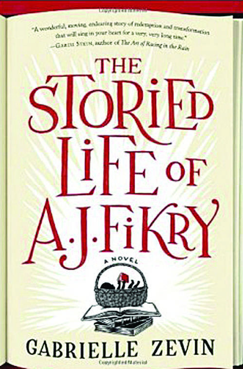 Image result for a storied of a. j. fikry