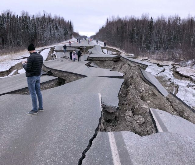 Southcentral Alaska Earthquake