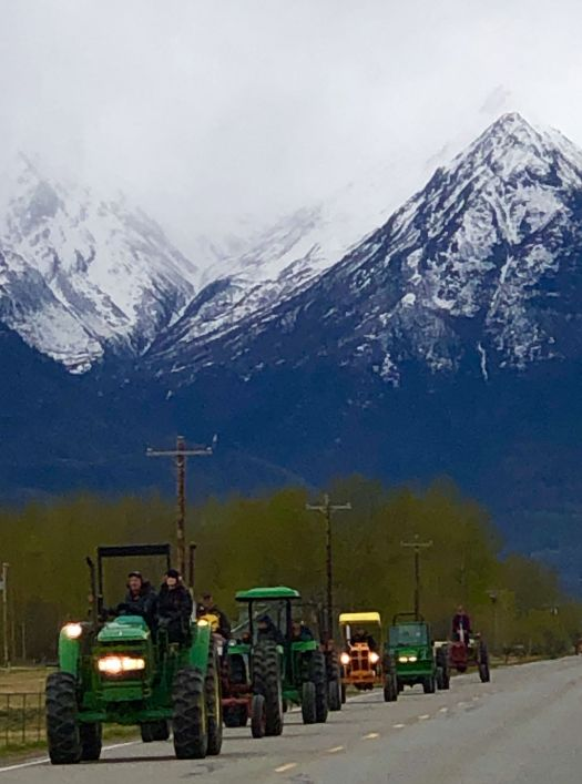 Drive Your Tractor To Work Day | Local News Stories ...