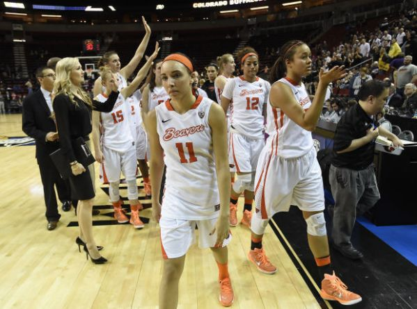 OSU women's basketball: Colorado stuns Oregon State in Pac ...