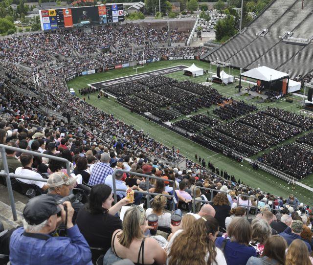 Oregon State Graduation 2018 6