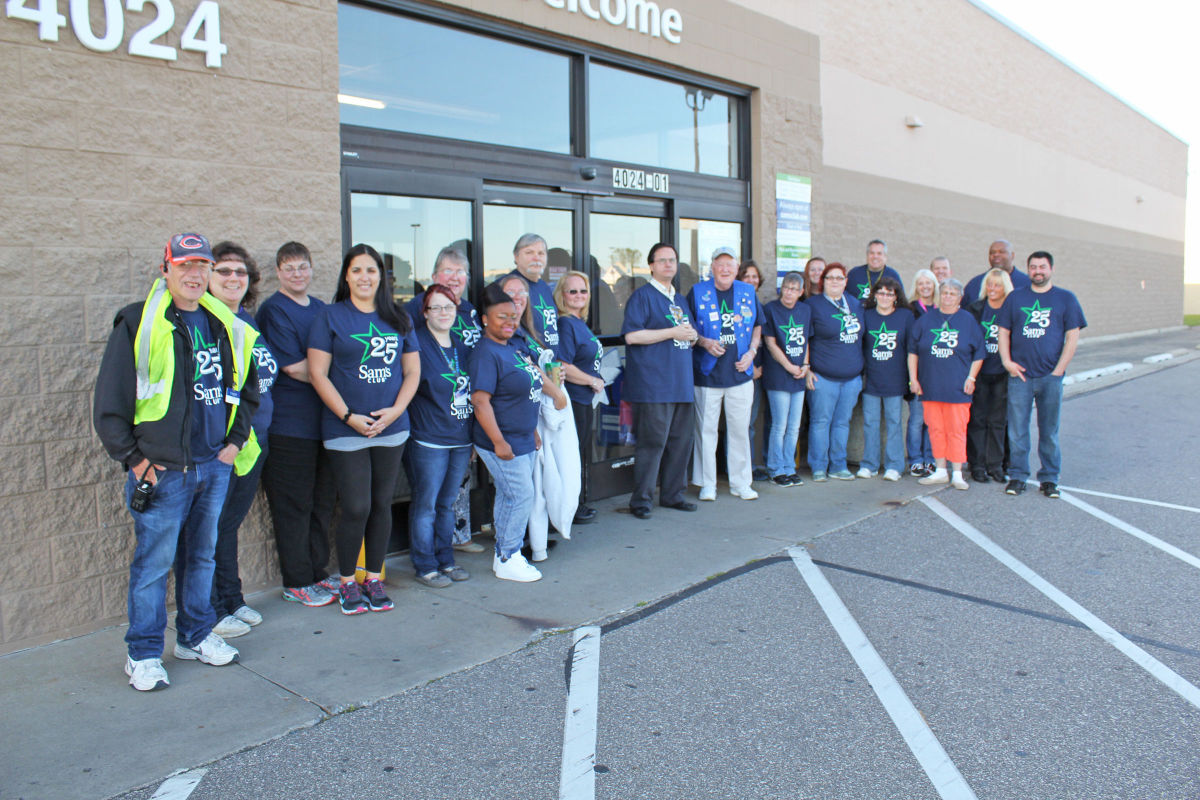 WATCH & READ: Goshen Sam's club employees host an ...