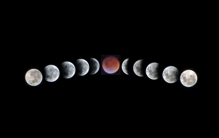 Supermoon Comes With Last Total Lunar Eclipse Until 2021 | Local News | greenevillesun.com