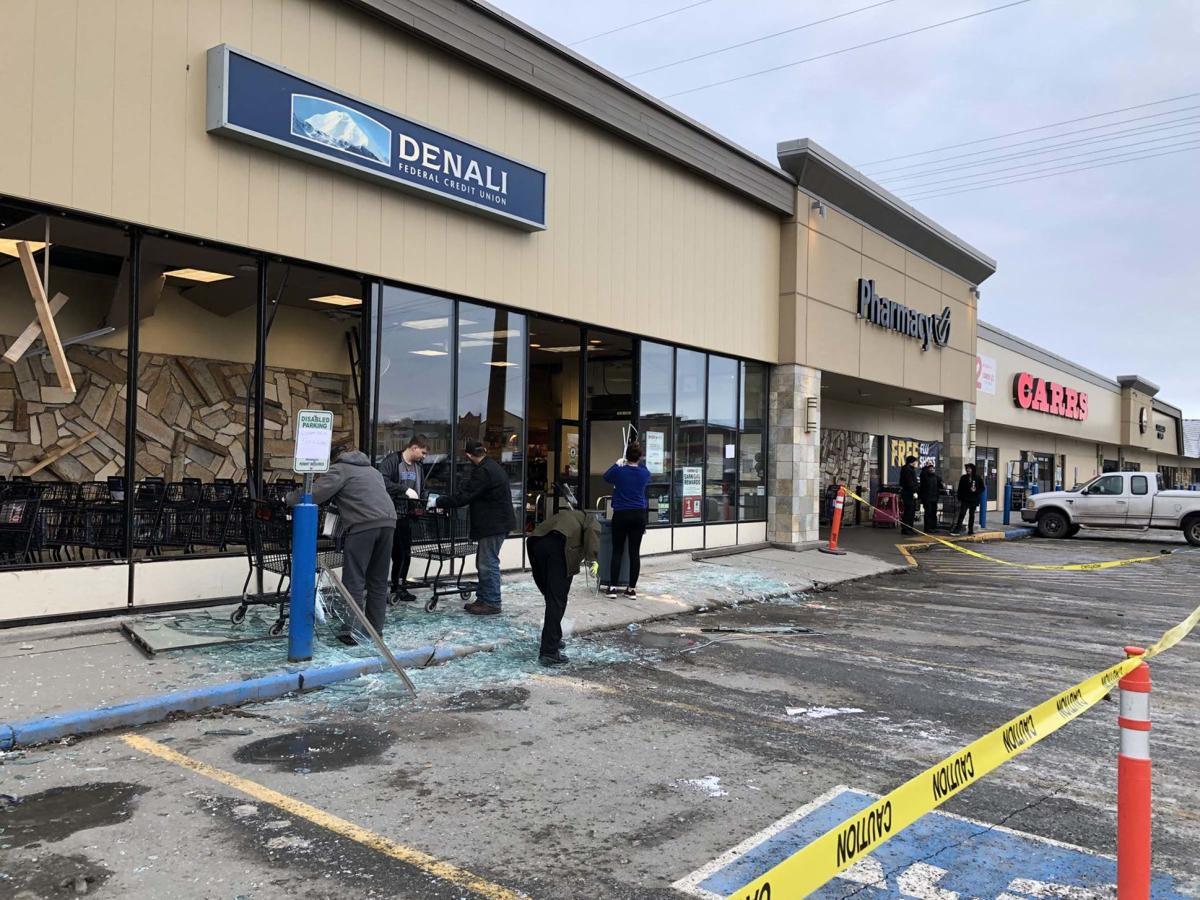 alaska assesses damage after 7 0 quake
