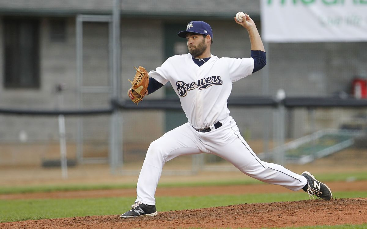 Five-run fourth vaults Brewers past Voyagers on opening ...